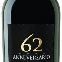 62 Anniversario Primitivo Manduria Riserva