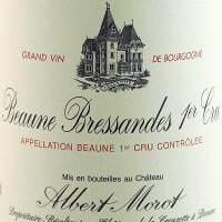 Beaune 1er Cru Les Bressandes, Albert Morot