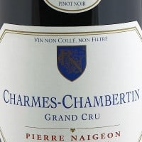 Charmes Chambertin Grand Cru, Pierre Naigeon