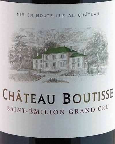 Château Boutisse, Saint Emilion Grand Cru