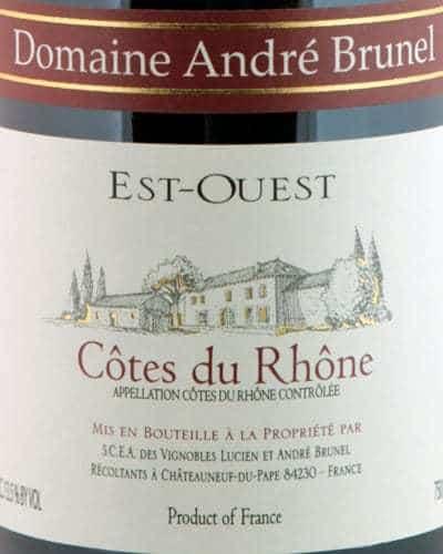 Côtes du Rhône 'Est Ouest'