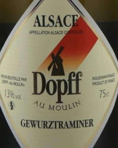 Dopff au Moulin Gewurztraminer