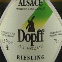Dopff au Moulin Riesling