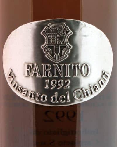 Farnito' Vin Santo DOC, Carpineto (15%)