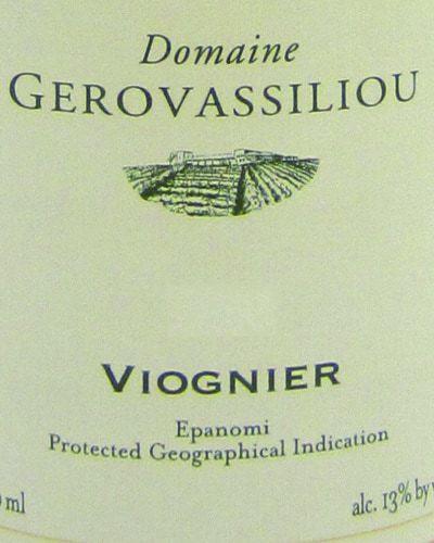 Gerovassiliou Viognier
