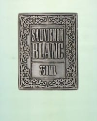 Metal Label Sauvignon Blanc
