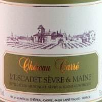 Muscadet de Sèvre et Maine,  Cuvée Chéreau Carré