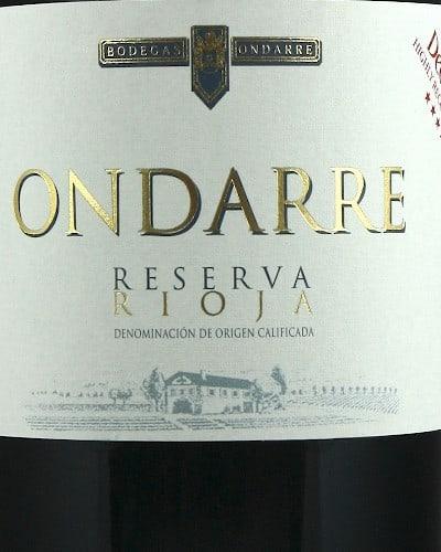 Ondarre Reserva (150cl)