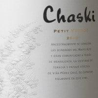 Perez Cruz 'Chaski' Petit Verdot