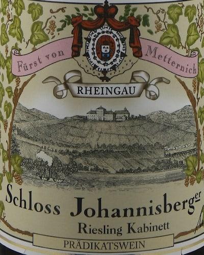 Schloss Johannisberger Riesling Kabinett Trocken, Red Seal