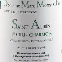 St Aubin 1er Cru Le Charmois, Marc Morey