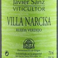 Villa Narcisa Verdejo, Javier Sanz