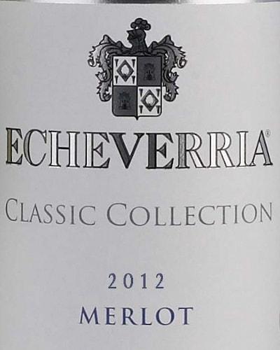Viña Echeverria Merlot