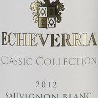 Viña Echeverria Sauvignon Blanc