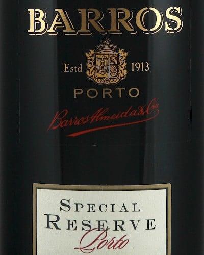Barros Special Reserve