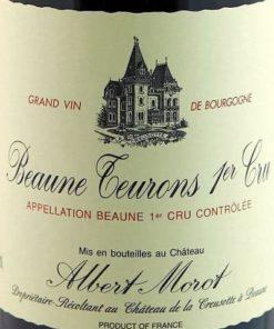 Beaune 1er Cru Les Teurons, Albert Morot