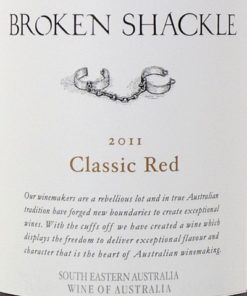 Berton Vineyards Broken Shackle Classic red