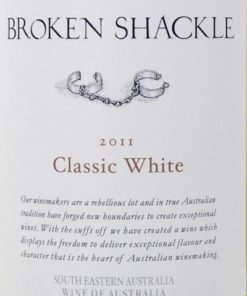 Berton Vineyards Broken Shackle Classic white