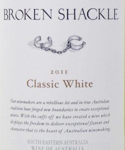 Berton Vineyards Broken Shackle Classic white
