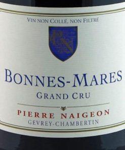 Bonnes Mares Grand Cru, Pierre Naigeon