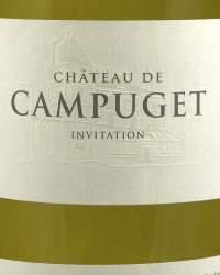 Château de Campuget Blanc 'Invitation'