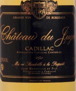 Château de Juge, Cadillac (37.5 cl)