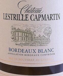 Château Lestrille Capmartin