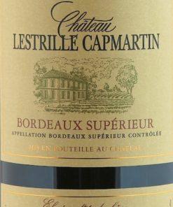 Château Lestrille Capmartin, Bordeaux Supérieur