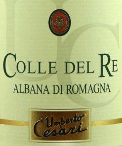 Colle del Re' Albana di Romagna DOCG, Cesari