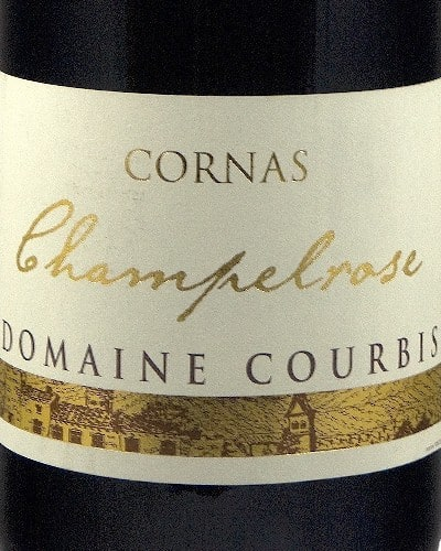 Cornas 'Champelrose', Domaine Courbis
