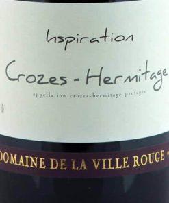 Crozes Hermitage, 'Inspiration'