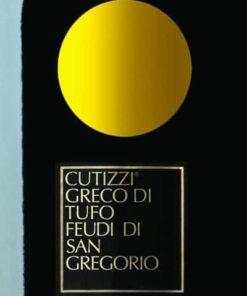 Cutizzi Greco di Tufo DOCG, Feudi di San Gregorio