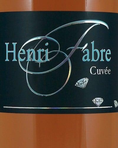 Cuvée Henri Fabre Rosé, Château de l'Aumérade
