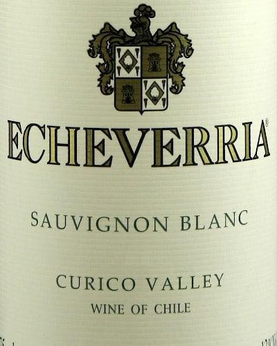 Echeverria Sauvignon Blanc Halves (37.5 cl)