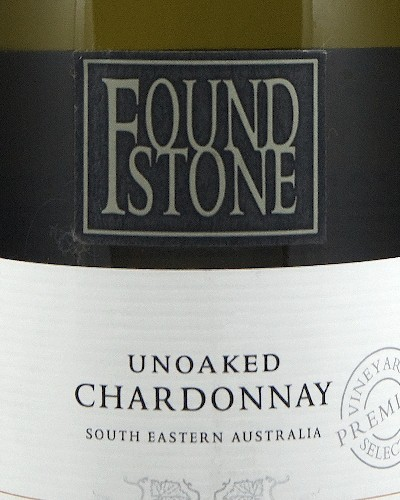 Foundstone Unoaked Chardonnay