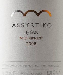 Gaia Wild Ferment Assyrtiko