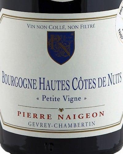 Hautes Côtes de Nuits, Pierre Naigeon