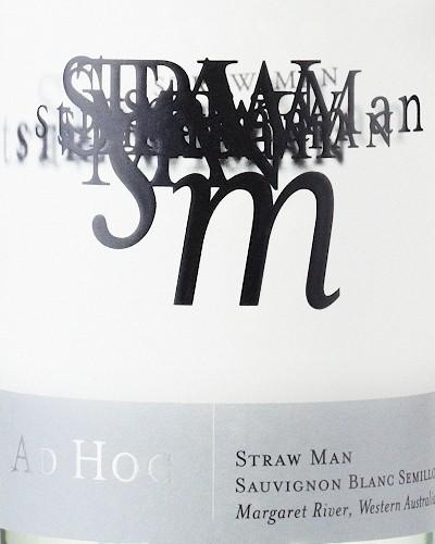 Larry Cherubino Ad Hoc Strawman Sauvignon Semillon