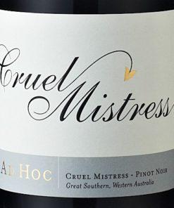 Larry Cherubino Cruel Mistress Pinot Noir