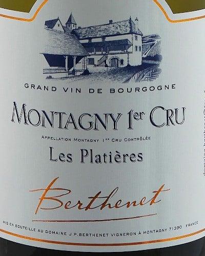 Montagny 1er Cru, Berthenet