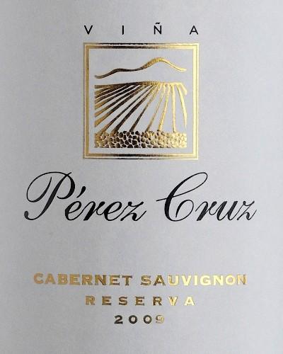 Perez Cruz Cabernet Sauvignon Reserva