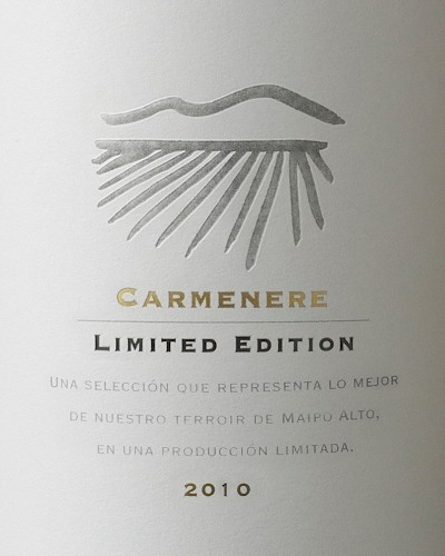 Perez Cruz Carmenère Limited Edition