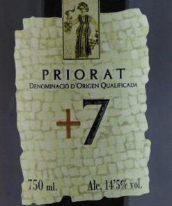 Pinord +7 Priorat