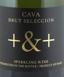 Pinord Seleccion Brut Cava + & +