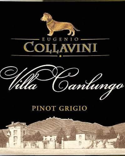 Pinot Grigio 'Villa Canlungo', Collavini (37.5 cl)
