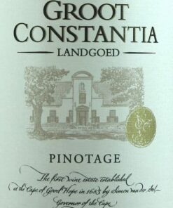 Pinotage, Groot Constantia