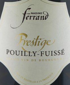 Pouilly Fuissé Prestige, Domaine Ferrand