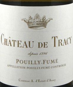 Pouilly Fumé, Château de Tracy