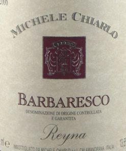 Reyna' Barbaresco DOCG, Chiarlo