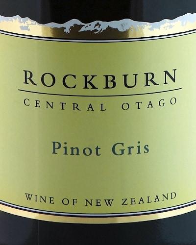 Rockburn Pinot Gris